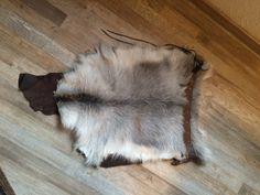Kilt Long Fur Leather Lederrock von Elbengard auf Etsy