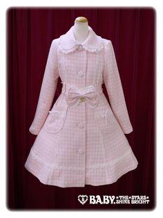 Baby, the stars shine bright Twinkle Barbie coat