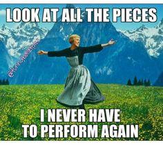 Funny dance meme ballet