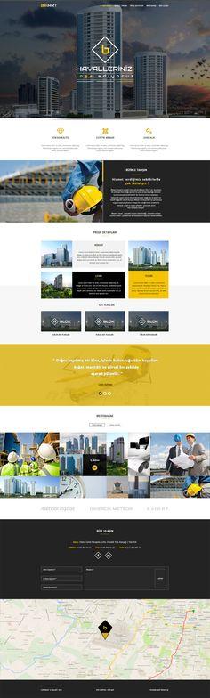 bursa web tasarım, web design, Sektöründe öncü Meteor İnşaat, Balart Projesi için bizi tercih etti. Line Teknoloji olarak 15 yıldır olduğu gibi,Bursa web tasarım sektöründeki öncü çalışmalarımız devam edecek !