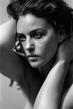 Monica Belluci by Peter Lindbergh