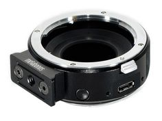 Metabones creates second-generation Canon EF to Sony NEX 'Smart Adapter'