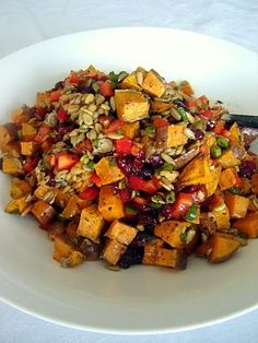 Delicious Sweet Potato Salad Recipe !!!!!