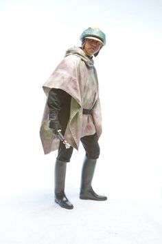Luke Skywalker - Endor costume by Matt-Hadder