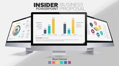 Free Job Proposal Template Monica Presentation Templateryanda On Creativemarket .