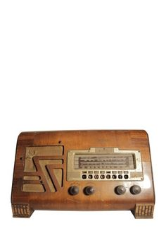 Vintage Philco Large Radio c1930s by Authentic Vintage Finds Boutique on @HauteLook