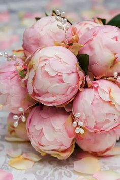 Pink Wedding Theme on Pinterest | Peonies, Events and Pink Wedding ...