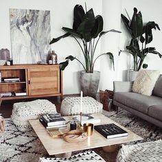 "110 Likes, 4 Comments - Kara Thomas ✌ (@studio_kt) on Instagram: ""Boho apartment"""
