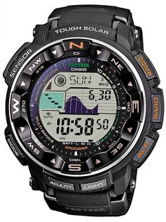 427f365cd41 Men s Wrist Watches - Casio Digital ProTrek Pathfinder Black Watch    You  can find more details by visiting the image link.
