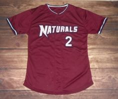 2e753683710 Have a look at this custom jersey designed by Naturals Baseball and created  at Center Sports