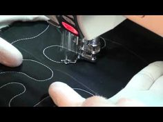 "machine quilting ""wow this is the best tutorial i have seen"""