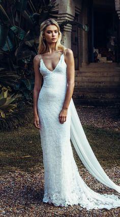 Grace Loves Lace | Unique French Lace Wedding Dresses