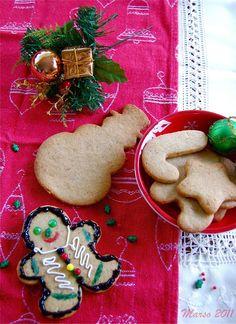 Пряное Рождественское печенье