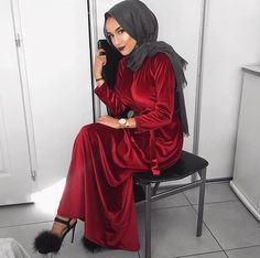 Hijab Fashion   Nuriyah O. Martinez