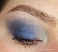 Пост №2. Dior Colour Gradation Eyeshadow 4 Colours Eyeshadow Palette Couture Nuance # 001 Blue Gradation