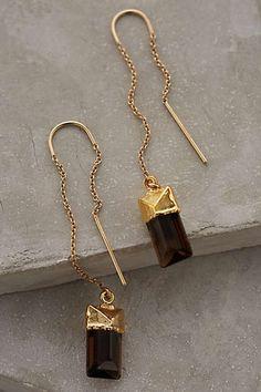 Quartz Sweeper Earrings