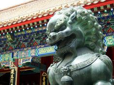 Creatures of legend: Chinese guardian lions 作者 Fotopedia Editorial Team