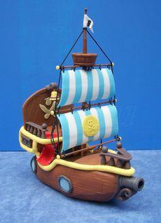 Jake, el pirata y su barco – manosalaobratv