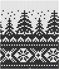 Der Neuen 10 : Jacquard Hat Colorwork Knit auf Ins Knitting Machine Patterns, Fair Isle Knitting Patterns, Christmas Knitting Patterns, Fair Isle Pattern, Knitting Charts, Knitting Socks, Knitting Stitches, Hand Knitting, Finger Knitting