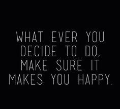 #decide