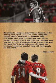 Legend #Alonso This is LIVERPOOL