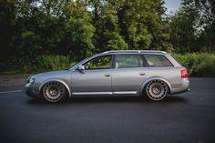 Audi C5 A6 Allroad 2.5tdi Air Lift V2 suspension & Rotiform CCV Recaro RS6…