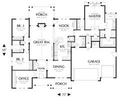 Plan Number: BHG-6108  House plan