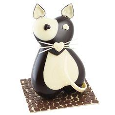 Saint Valentine, Valentines Day, Chocolat Halloween, Chocolate Sculptures, Biscotti, Healthy Snacks, Valentino, Cake, Desserts