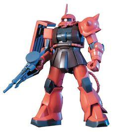 Gundam MS06S Zaku II Char Custom HGUC 1144 Scale *** See this great product.