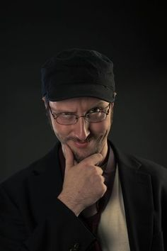 Nostalgia Critic <<< Has anyone ever noticed that Doug Walker looks a tad like James McAvoy? Youtubers, Channel Awesome, Nostalgia Critic, James Mcavoy, Favorite Tv Shows, Actors & Actresses, Nerd, Guys, Celebrities