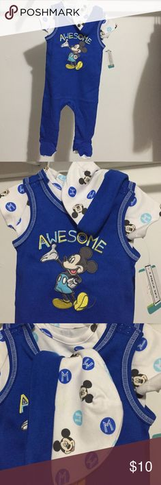 Disney baby boy 3/6 M Disney baby boy 3/6 M 3 piece set Disney Matching Sets