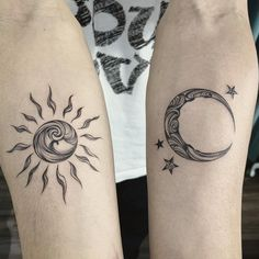 Forearm Tattoo Ideas - Forearm Tattoo Designs with Meaning # . - ideen unterarm Forearm Tattoo Ideas – Forearm Tattoo Designs with Meaning # … Couples Tattoo Designs, Tattoo Designs And Meanings, Tattoos With Meaning, Sun Tattoo Designs, Tattoo Couples, Forearm Tattoo Design, Forearm Tattoos, Sleeve Tattoos, Sister Tattoos