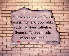 Buddha - compassion