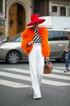 86 fall and winter outfit ideas for when it's too cold to go out with bare legs: