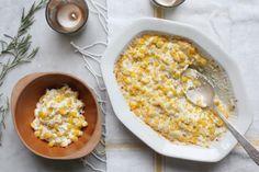 Kansas: Garlic Cream Cheese Corn