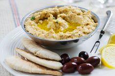 KRAFT - Searching for a new hummus recipe?  Our Greek Hummus recipe switches up the classic with feta cheese flavoured with oregano and sun dried tomatoes.