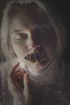 Maria Petrova #etheral #emotive #portrait