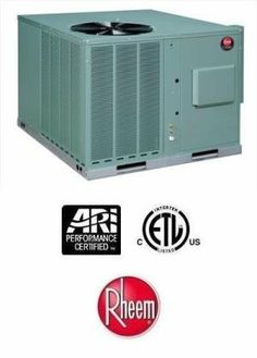 3 Ton 13 Seer Rheem Package Heat Pump - RQNLB036JK000 by Rheem. $2309.00. Single Stage Package Heat Pump with Horizontal/Downflow Supply/Return (R-410A) Package Heat Pump is an all-in-one Heating and Air Conditioning unit including blower. Eliminates need for indoor air handler and copper lines.. Save 29% Off!