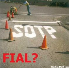 Uhad one job. Story Starter, Construction Fails, Funny Road Signs, Only In America, You Had One Job, Bizarre, Thing 1, Work Humor, Super Funny