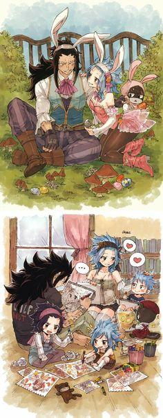Fairy Tail ♥ Gajevy ♥ So cute Gale Fairy Tail, Fairy Tail Nalu, Fairy Tail Guild, Fairy Tail Ships, Fairy Tales, Fairy Tail Family, Fairy Tail Couples, Fanarts Anime, Anime Manga