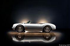 Porsche 550 Spyder / Heavy Hitters Magazine | por jeremycliff