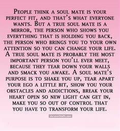 """True Love quote Soul Mates, 30 Quotes That Will Make You Rethink What """"Love"""" Means True Soulmate Love Quotes, True Love Quotes, Quotes To Live By, What Love Is Quotes, Romantic Texts, Romantic Love, Romantic Quotes, What Love Means, What Is True Love"""