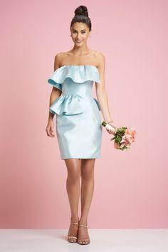 POSY by Kirribilla Lottie Dress #kirribilla #kirribillagirl #posybykirribilla #bridesmaids #ruffles