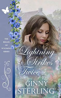 Lightning Strikes Twice (The Belles of Wyoming Book Great Love Stories, Love Story, Best Amazon Deals, Bride Book, Lightning Strikes, Wyoming, Christian, Entertaining, Books