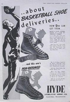 """Hyde Basketball """"Shoes"""""""