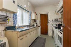 Jaren30woningen.nl | Origineel of niet? #keuken in #jaren30 woning