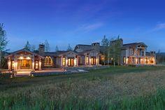 Three Creek   Custom Montana & Wyoming Homes   On Site Management   OSM
