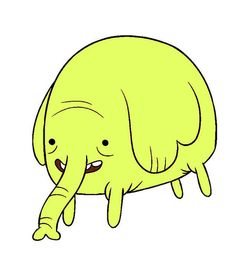 Favorite cartoon character ever. Tree Trunks : Adventure Time
