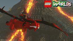 LEGO Worlds annoncé sur PS4, Xbox One et PC avec un trailer