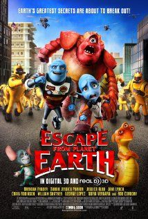 Escape from Planet Earth , starring Brendan Fraser, Sarah Jessica Parker, Jessica Alba, Rob Corddry. Astronaut Scorch Supernova finds himself caught in a trap when he responds to an SOS from a notoriously dangerous alien planet. Hd Movies, Movies To Watch, Movies Online, Movie Film, Movies Free, Children's Films, Movie 20, Teen Movies, Movie Blog